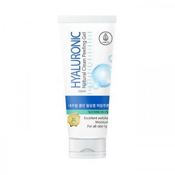 Med B Natural Clean Peeling Gel: Hyaluronic Acid